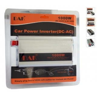 Инвертор на напрежение 12V - 220V - 1000W