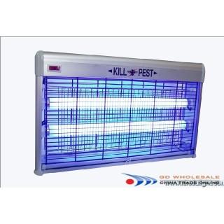 Лампа UV против насекоми комари инсектицидна 30W