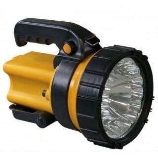 Ловен мощен акумулаторен LED прожектор фенер gdlite Gd-2901hp