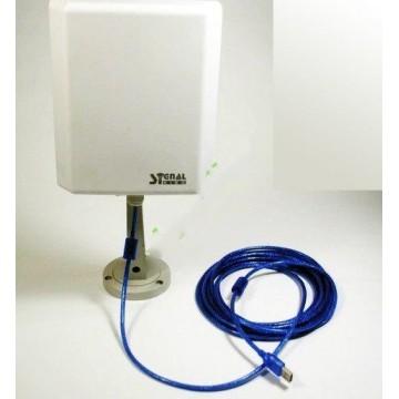 Мощна USB WIFI Външна Антена