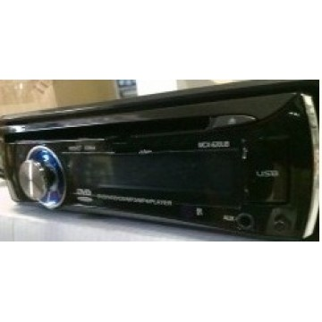 DVD, CD, MP3, SD, USB - плеър  DEH-620UB