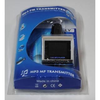 MP3, FM транмитер за кола със стерео плеър