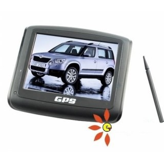 GPS навигация 3.5''
