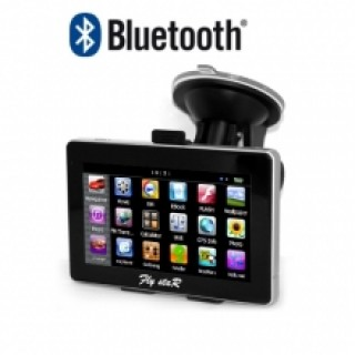 GPS Fly StaR Q1BT – 4.3'' + BLUETOOTH + 4GB + 128MB