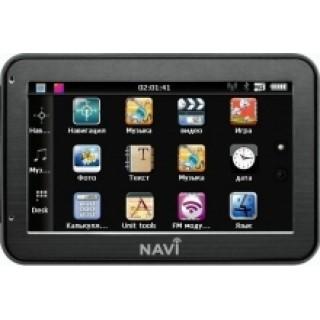 "GPS навигация NAVI - 4.3"" + 4GB"