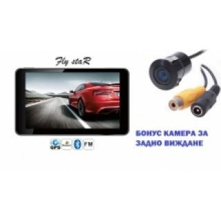 GPS навигация Fly StaR Е5BT SE + Камера - БОНУС