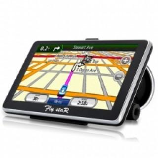 GPS навигация Fly StaR E9 - 5'' + 4GB