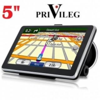 GPS навигация PRIVILEG 50 MT - 5, 500MHz, 4GB, 128RAM