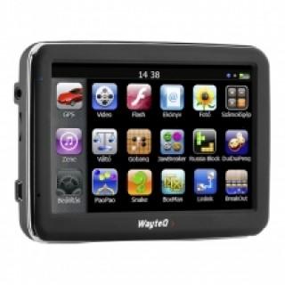 GPS навигация WayteQ X960HD Bluetooth - 5''
