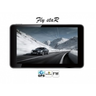 GPS навигация Fly StaR X10 SE - 7+ 533MHZ + 4GB