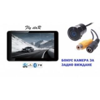 GPS навигация Fly StaR X10BT SE + Камера - БОНУС