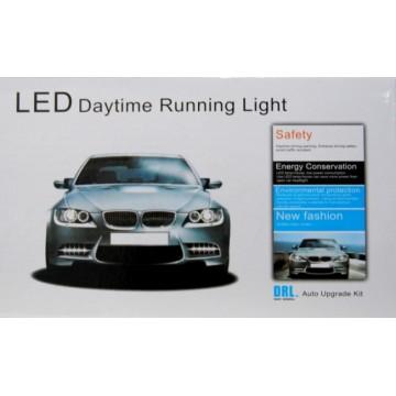 2х5 LED светлини - дневни и нощни