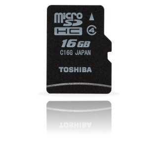 Micro SD карта Toshiba 16GB