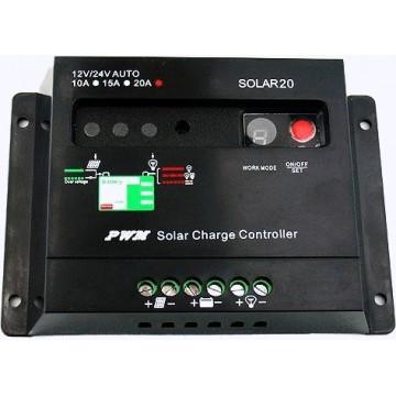 Соларен контролер 20А