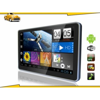 7 инча Таблет Dual Core + GPS