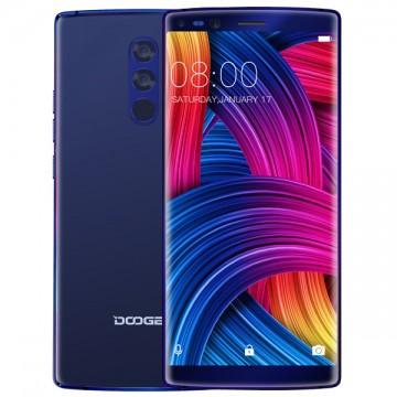 DOOGEE MIX 2 5.99 Inch Face Unlock 6GB RAM 64GB ROM Helio P25 Octa-Core 4G 4060mAh Smartphone