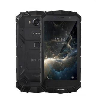 DOOGEE S60 5.2 Inch Sharp IP68 6GB RAM 64GB ROM MTK Helio P25 Octa Core 2.5GHz 5580mAh 4G Smartphone