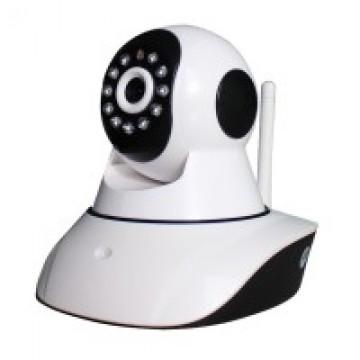 Безжична камера IP, Наблюдение през телефона