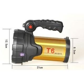 Cree Light T6 Мощен Водоустойчив Фенер за Лов и Охрана Cree Light T6