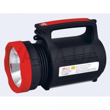 МОЩЕН LED Фенер с USB изход 4500мАч Zuke YJ-2886 прожектор