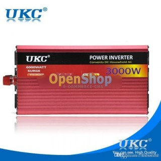 Висококачествен инвертор UKC 3000W